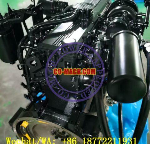 Komatsu PC300-8 Excavator Engine SAA6D114E-3