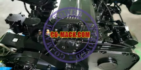 Komatsu SAA6D114E-3 Engine for PC340-8 Excavator