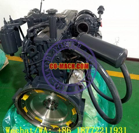 Koamtsu PC350LC-8 Excavator SAA6D114E-3 QSC8.3-C260 Engine