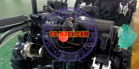 Koamtsu PC350LC-8M0 Excavator SAA6D114E-3 QSC8.3-C260 Engine