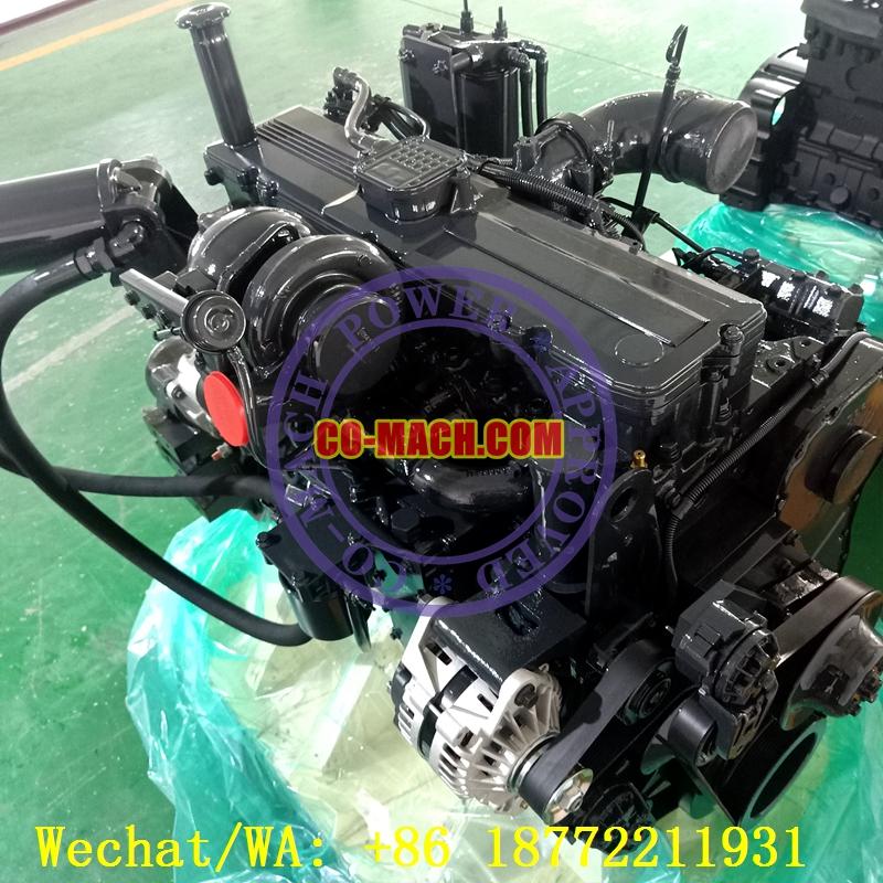 Koamtsu SAA6D114E-3 Engine for PC300LC-8M0 Excavator QSC8.3-C260