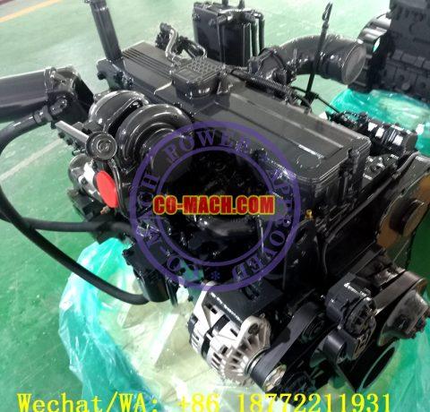 Koamtsu SAA6D114E-3 Engine for PC350-7E0 Excavator QSC8.3-C260