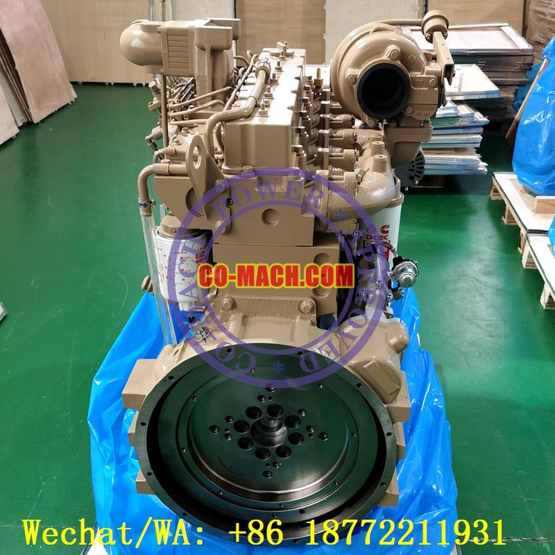 Komatsu CD110R-2 Crawler Carrier SAA6D114E-2 Engine 6CTAA8.3