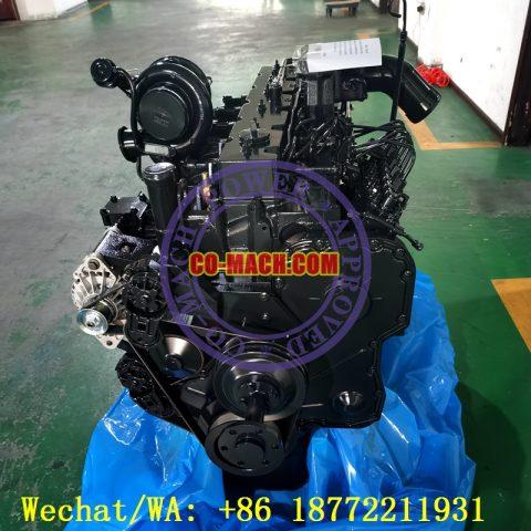 Komatsu PC300-7 Excavator SAA6D114E-2 Engine 6CTAA8.3