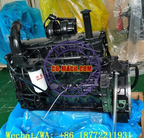 Komatsu SAA6D107E-1 Engine