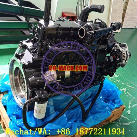 Komatsu SAA6D107E-1 Engine Complete