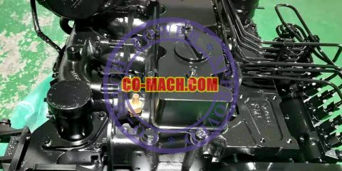 Remanufacturted Cummins 6CT8.3-C215 Engine