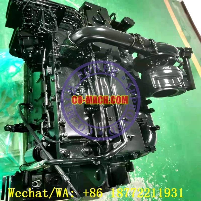 Cummins 6CT8.3-C215 Engine Complete