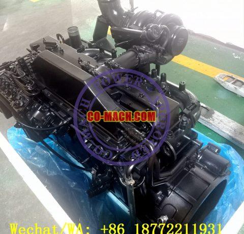 Cummins 6CTA8.3-C260 Engine Assy with Bosch P3000 Fuel Pump