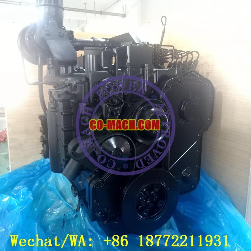 Cummins 6CTA8.3-C240 Rebuilt Engine Assy with Bosch P3000 Fuel Pump