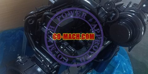 Cummins 6CTA8.3-C260 Rebuilt Engine with Bosch P3000 Fuel Pump