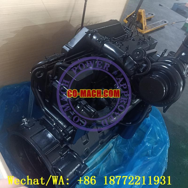 Cummins 6CTA8.3-C260 Rebuilt Engine with Bosch P3000 Fuel Pump