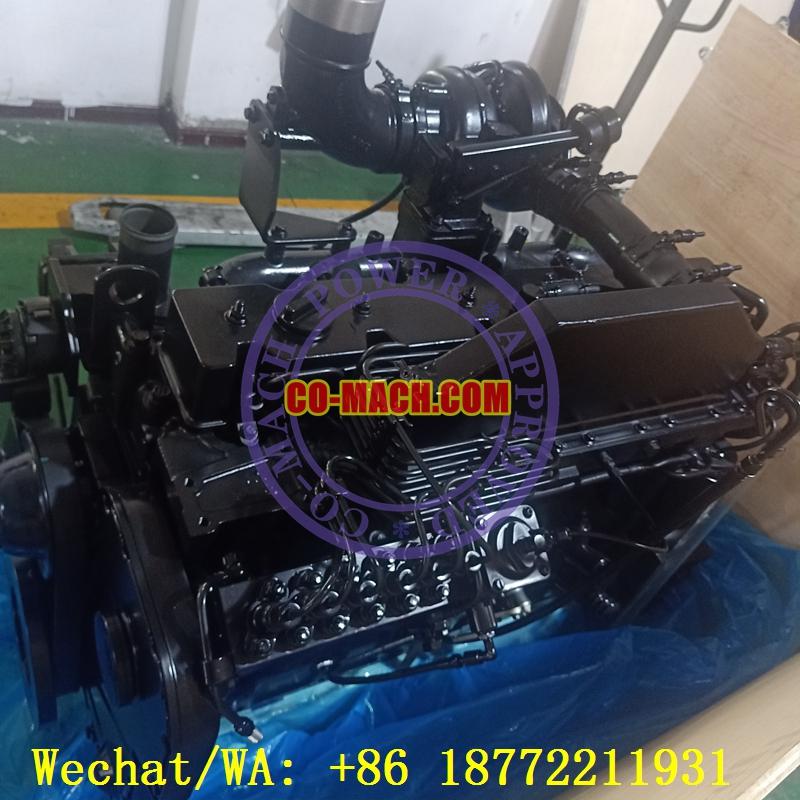Cummins 6CTA8.3-C240 Recon Engine with Bosch P3000 Fuel Pump