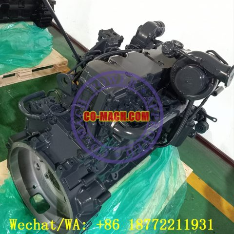 Cummins QSB6.7-C155 Remanufactured Engine