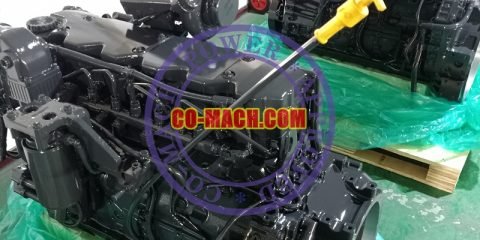 Cummins QSB6.7-C173 Remanufactured Engine