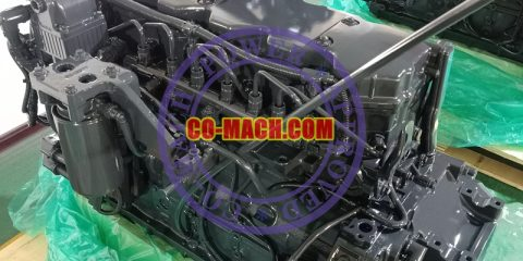 Cummins QSB6.7-C185 Remanufactured Engine