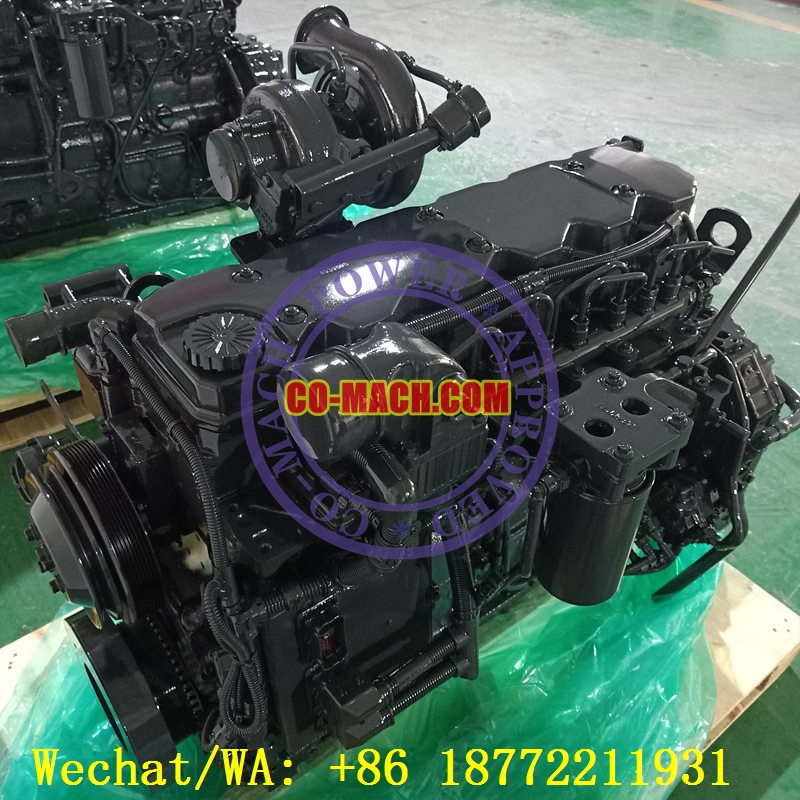 Cummins QSB6.7-C189 Remanufactured Engine