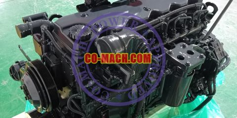 Cummins QSB6.7-C215 Remanufactured Engine