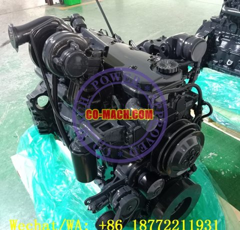 Cummins QSB6.7-C250 Remanufactured Engine
