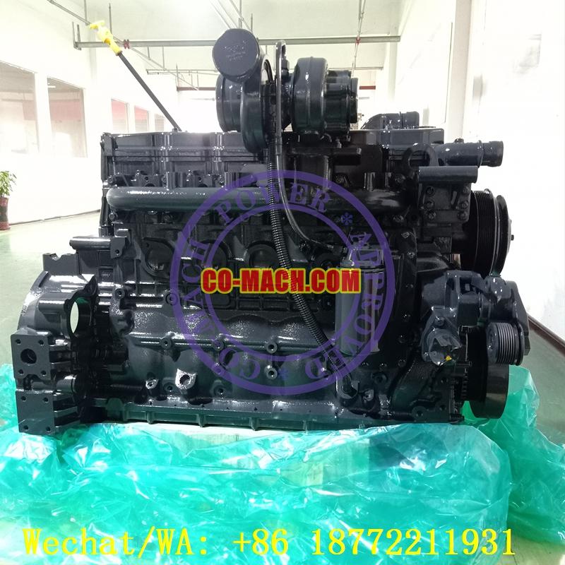 Cummins QSB6.7-C275 Remanufactured Engine