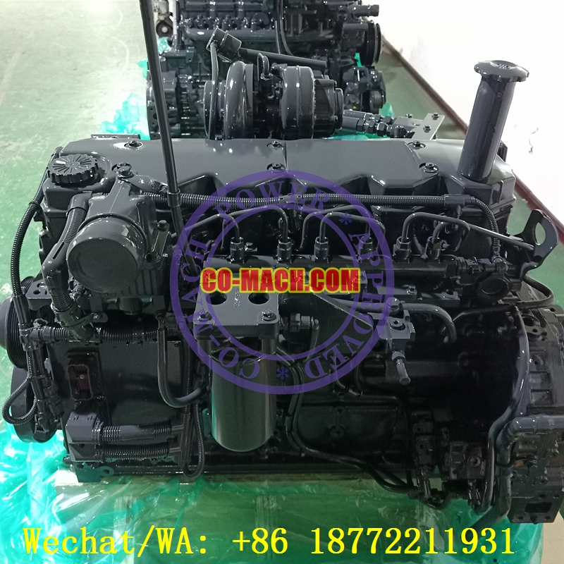 Rebuild Cummins QSB6.7-C215 Engine Assy