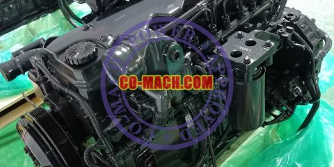 Rebuild Cummins QSB6.7-C260 Engine Assy