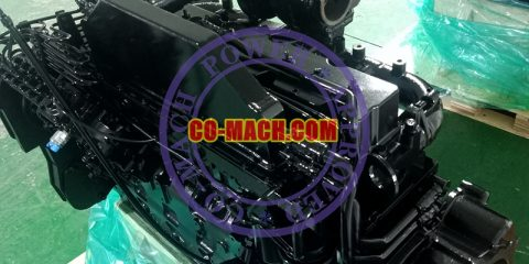 Recon Cummins 6CTA8.3-C260 Engine Assy
