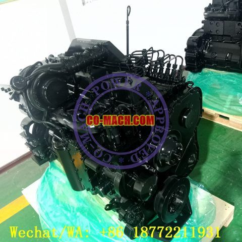Recon Cummins 6CTA8.3-C260 Engine Complete