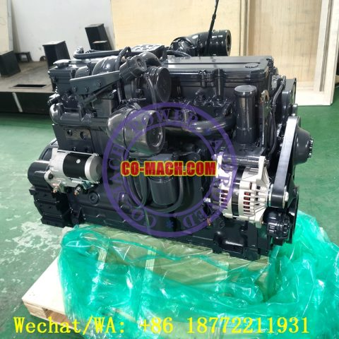 Reman Cummins QSC8.3-C280 Engine Assy for Hyundai Excavator R360LC-7.jpg
