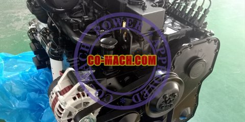 Remanufactured Cummins 6CTA8.3-C205 Engine Assy