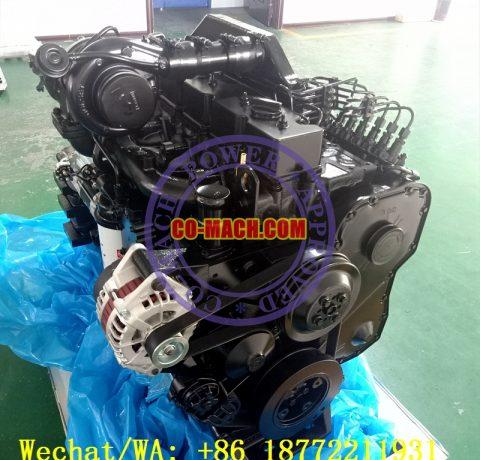 Remanufactured Cummins 6CTA8.3-C205 Engine Assy
