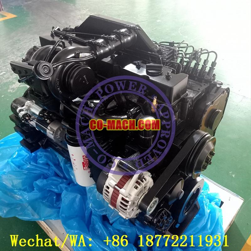 Remanufactured Cummins 6CTA8.3-C275 Engine