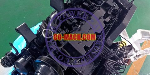 Remanufactured Cummins 6CTA8.3-C240 Engine Assy