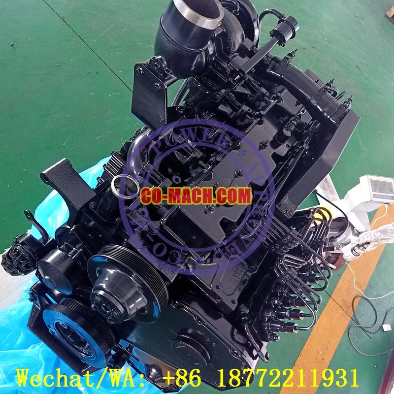 Remanufactured Cummins 6CTA8.3-C240 Engine Assy