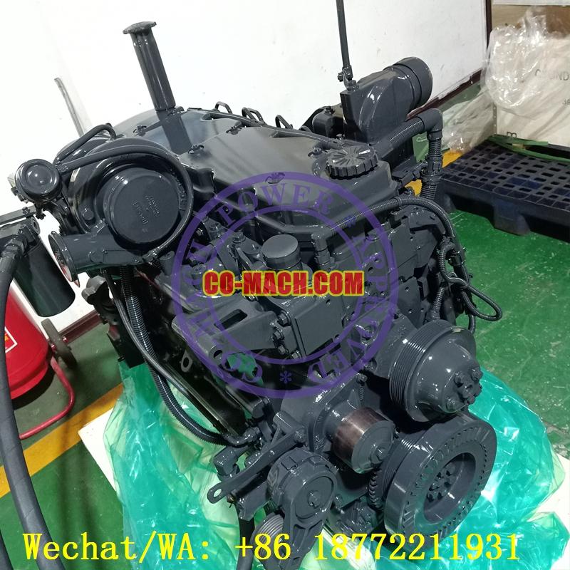 Remanufactured Cummins QSB6.7-C150 Engine Assy