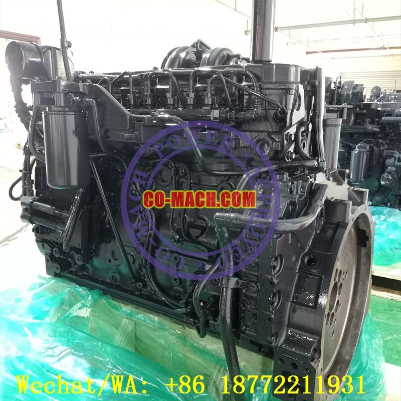 Remanufactured Cummins QSB6.7-C260 Engine Assy