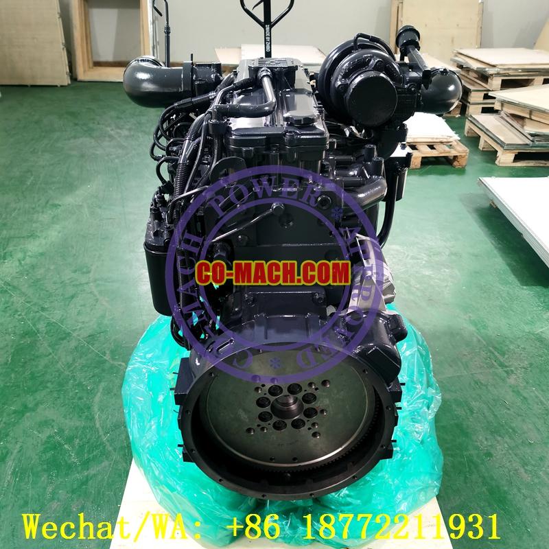Remanufactured Cummins QSC8.3-C280 Engine Assy for Hyundai Excavator R360LC-7Remanufactured Cummins QSC8.3-C280 Engine Assy for Hyundai Excavator R360LC-7