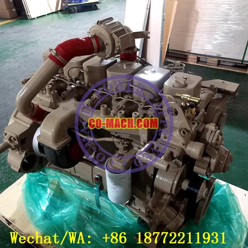 Cummins 6BT5.9-C100 Rebuilt Reman Engine