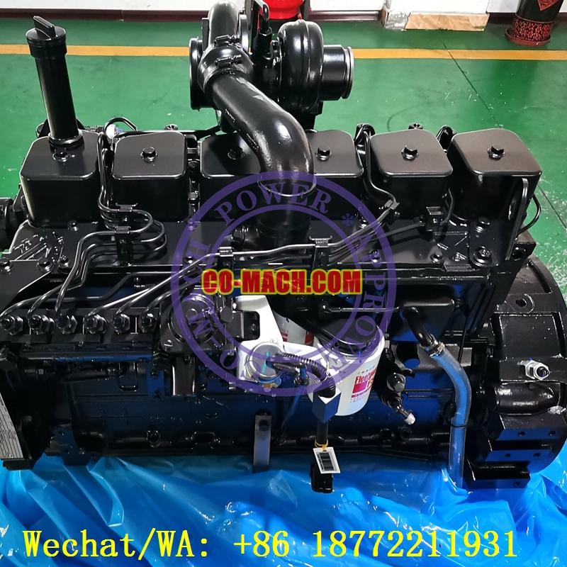 Cummins 6BT5.9-C110 Rebuilt Reman Engine