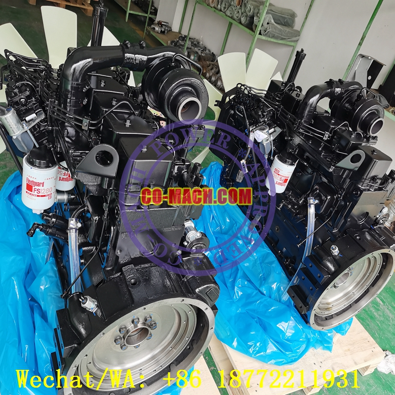 Cummins 6BT5.9-C110 Remanufactured Engine
