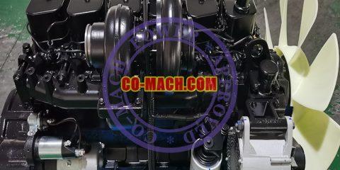 Cummins 6BT5.9-C115 Rebuilt Reman Engine