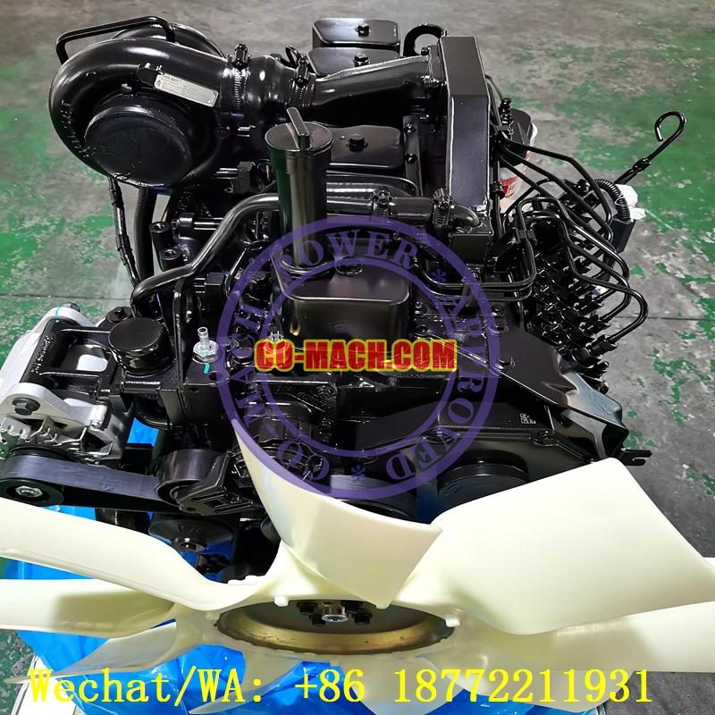 Cummins 6BT5.9-C115 Remanufactured Engine