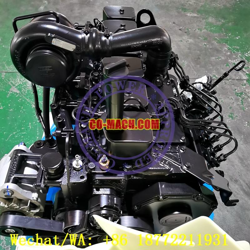 Cummins 6BT5.9-C120 Rebuilt Reman Engine