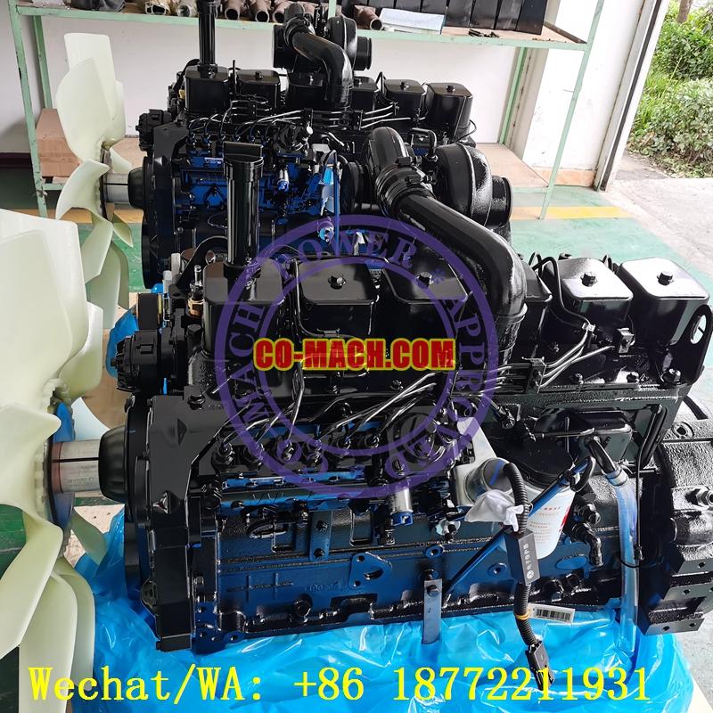 Cummins 6BT5.9-C120 Remanufactured Engine