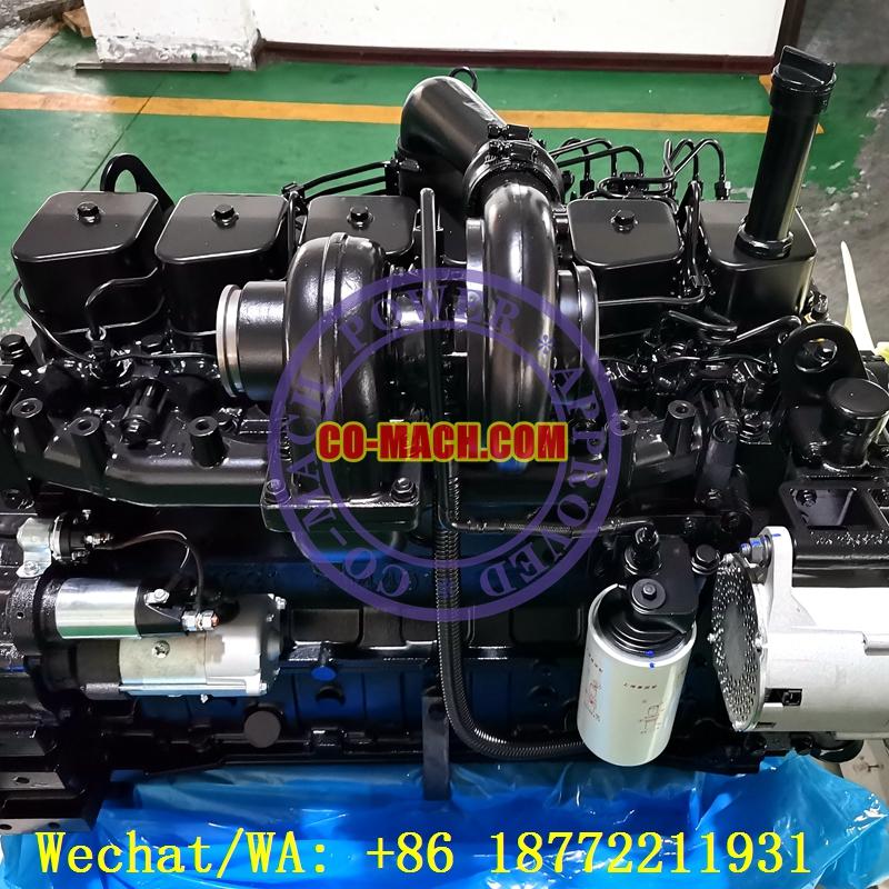 Cummins 6BT5.9-C124 Rebuilt Reman Engine