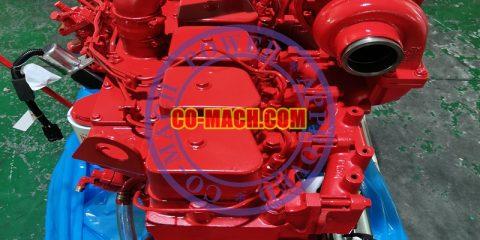 Cummins 6BT5.9-C125 Rebuilt Reman Engine