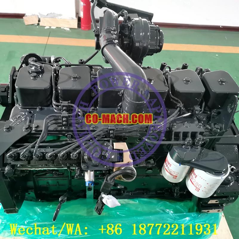 Cummins 6BT5.9-C128 Rebuilt Reman Engine