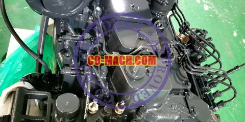 Cummins 6BT5.9-C130 Rebuilt Reman Engine