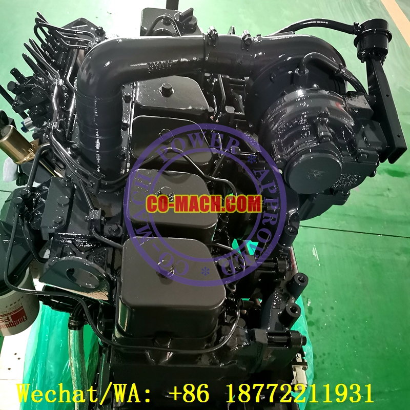 Cummins 6BT5.9-C135 Rebuilt Reman Engine