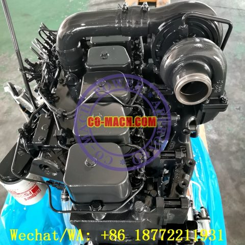 Cummins 6BT5.9-C135 Remanufactured Engine